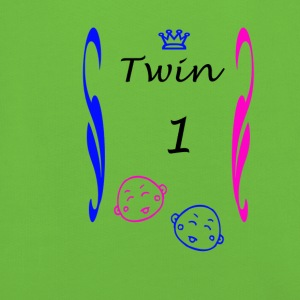Shirts and More Twins Boy Girl Couples - Kids' Premium Hoodie