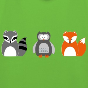 Forest animals - Kids' Premium Hoodie