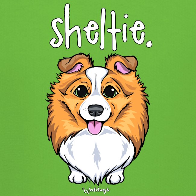 Sheltie Dog Cute 5