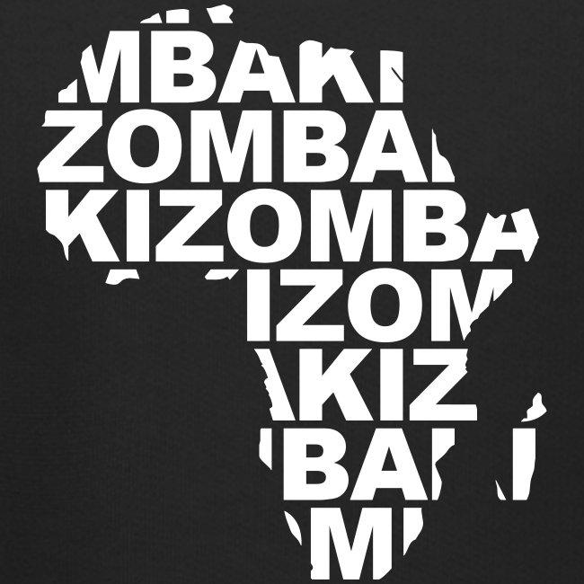 Kizomba mapa África