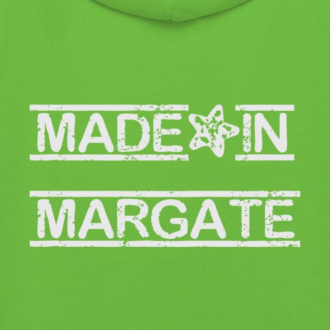 Made in Margate - White