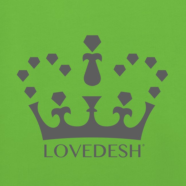 Lovedesh Crown (Dark Grey)