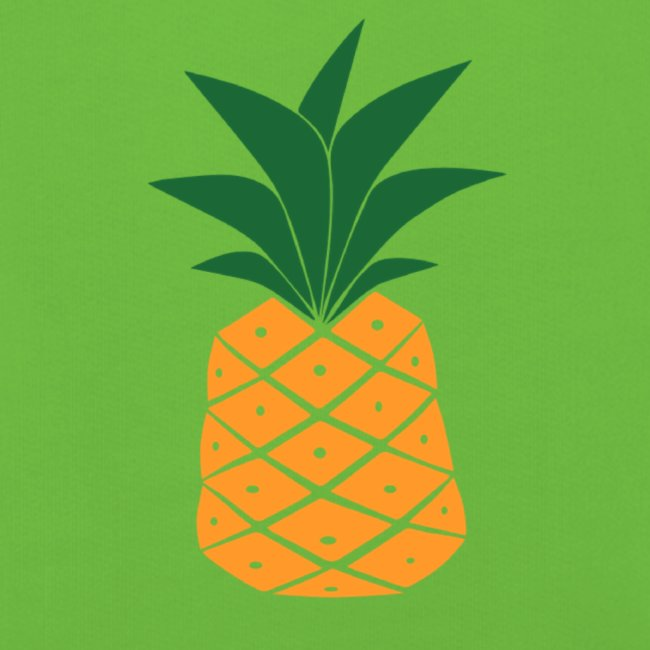 One piece of Pineapple