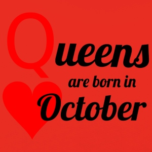 October Queen - Kids' Premium Hoodie