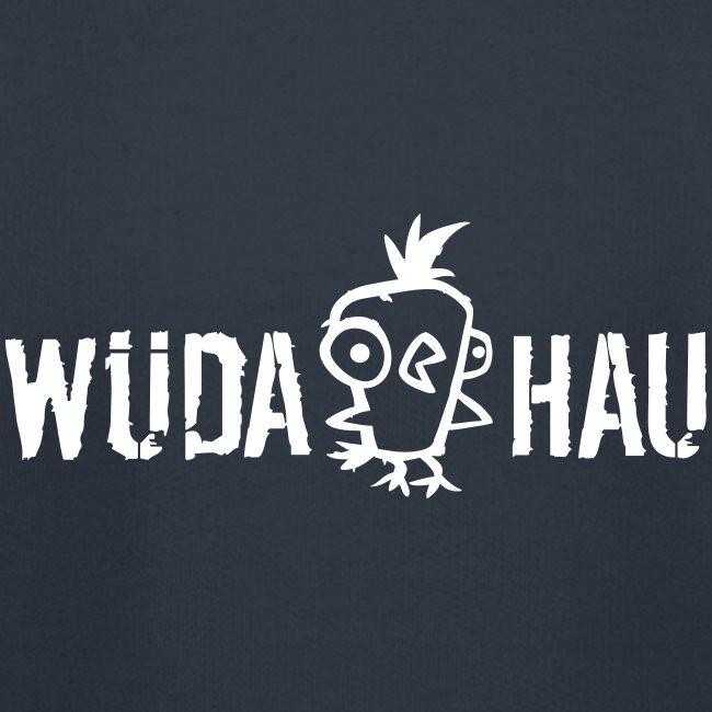 Vorschau: Wüda Hau - Kinder Premium Hoodie