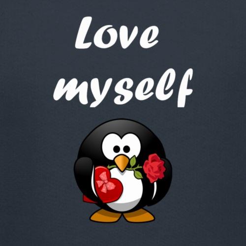 Love myself - Sudadera con capucha premium niño
