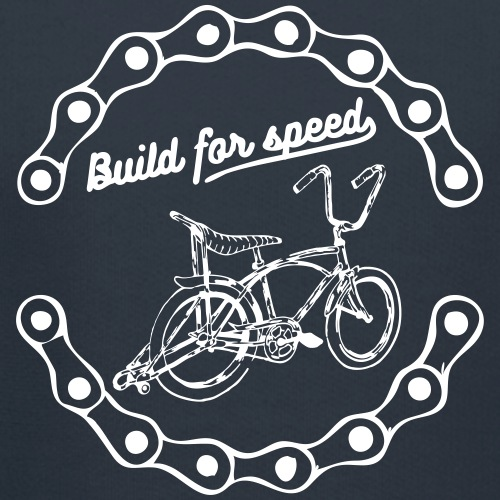build for speed - Pull à capuche Premium Enfant