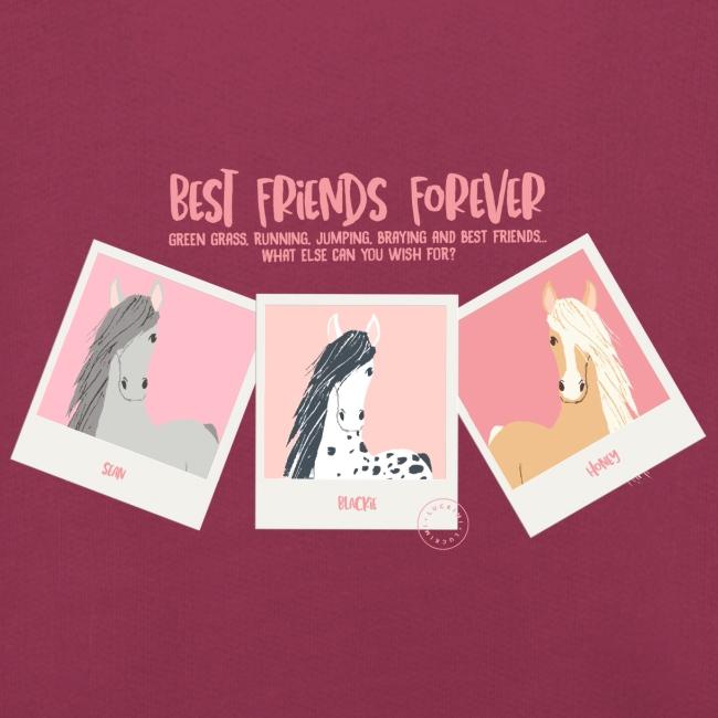 Best horse friends forever