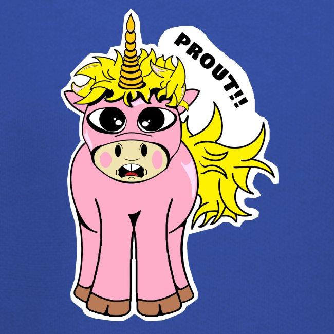 Unicorn female mistake