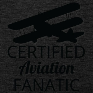 Pilot: Aviation certifié Fanatique. - Pull à capuche Premium Enfant