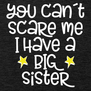 You can't scrape me - big sister - Kids' Premium Hoodie