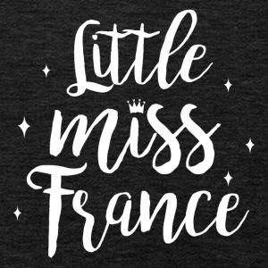 Little Miss France - Premium Barne-hettegenser