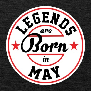 Legends may born birthday gift birth - Kids' Premium Hoodie