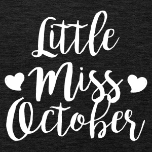 Little miss October - Kids' Premium Hoodie