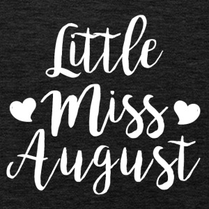 Little Miss august - Premium Barne-hettegenser