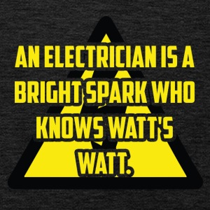 Electrician: An Electrician is a bright spark who - Kids' Premium Hoodie