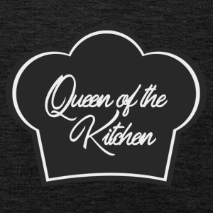 Cook / kock: Queen Of The Kitchen - Premium-Luvtröja barn