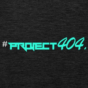 project404 final teal white - Kids' Premium Hoodie