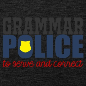 Police: Grammar Police to serve and correct - Kids' Premium Hoodie