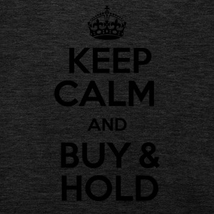 KEEP CALM AND BUY & HOLD - Kinder Premium Hoodie