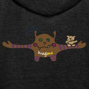 Hug me Monsters - Every little monster needs a hug - Kinder Premium Hoodie