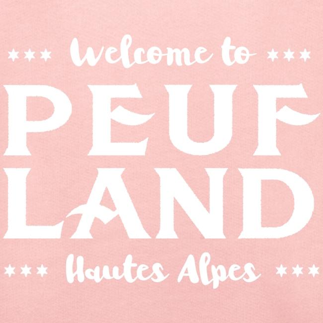 Peuf Land 05 - Hautes-Alpes - White