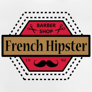 FRENCH HIPSTER - T-shirt Bébé