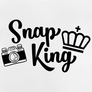 Snap King Funny Photography - Baby T-Shirt
