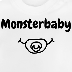 Monsterbaby - Baby T-Shirt