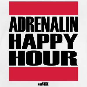 Adrenaline happy hour - Baby T-Shirt