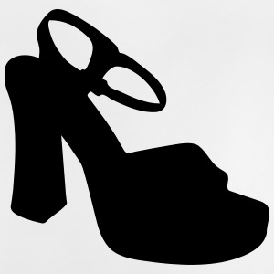 Vector highheels Silhouette - Baby T-Shirt