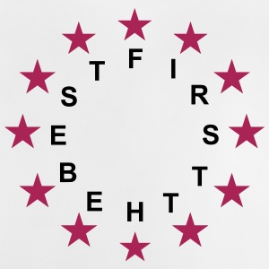 First the Best - EU Stars - Baby T-Shirt