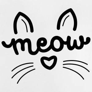 meow - Baby T-Shirt