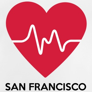 Heart San Francisco - Baby T-Shirt