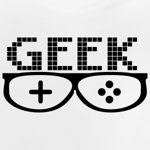 geek Glasses - Baby T-shirt