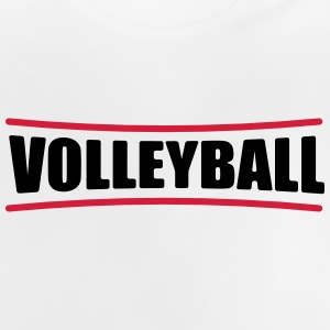 Volleyball Shirt - Beachvolleyball T-Shirt - Team - Baby T-Shirt