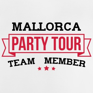 Mallorca Party Tour - Maglietta per neonato