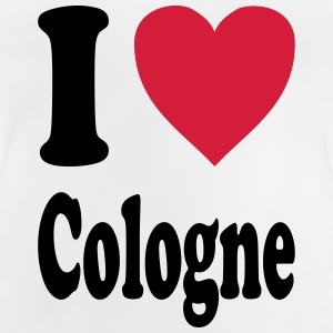 I love Cologne - Baby T-Shirt
