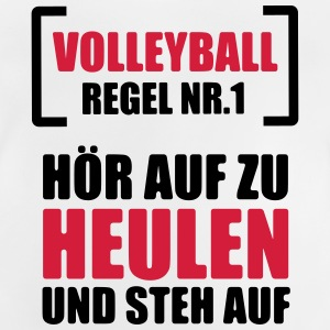 Volleyball Shirt - Beachvolleyball Shirt - Team - Baby T-Shirt
