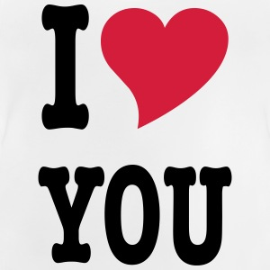 I_LOVE_U1 - T-shirt Bébé