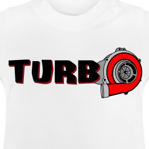 TURBO - T-shirt Bébé