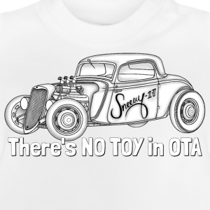 There's NO TOY in OTA (Int'l) - Baby-T-shirt