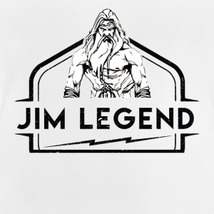 Jim Legend - Baby-T-skjorte