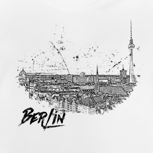 Berlin - City - - T-shirt Bébé