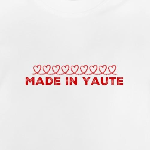 Made in Yaute - T-shirt Bébé
