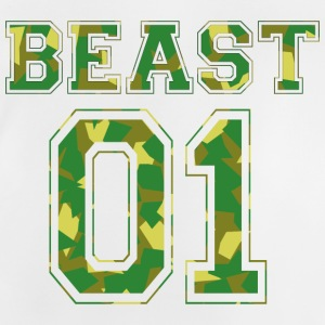 BEAST 01 - Camo Edition - Baby T-Shirt