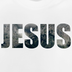 Jesus - Konigskinder Photo Ontwerp - Baby T-shirt