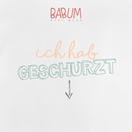 Geschurzt - Baby T-Shirt