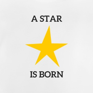 A Star Is Born - Baby T-shirt