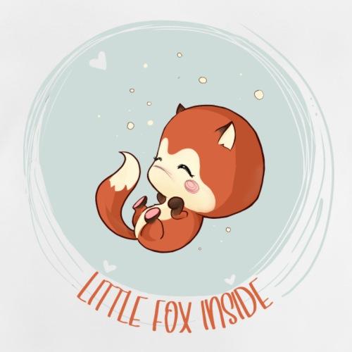 Little Fox inside - Baby T-Shirt